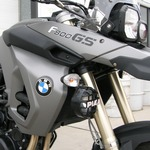 BMW F800 GS Light Mounts